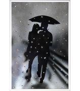 Влюблённые под дождём