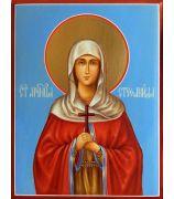 Святая мученица Стефанида Дамасская