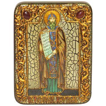 Икона «Святой равноапостольный Кирилл Философ»