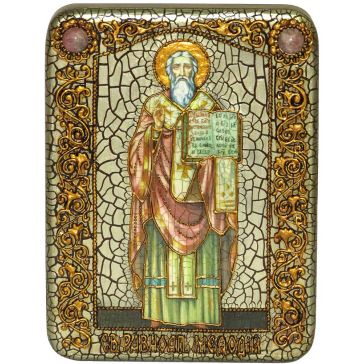 Икона «Святой равноапостольный Мефодий Моравский»