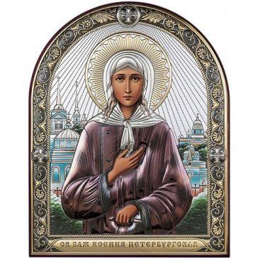 Икона «Святая Блаженная Ксения Петербургская»