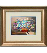 Картина «Натюрморт с полевыми цветами»