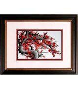 Картина «Цветущая японская сакура»