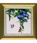 Картина «Ипомея с бабочками»