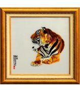 Картина «Спокойствие тигра»