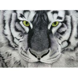Вышитая картина «Бенгальский тигр»