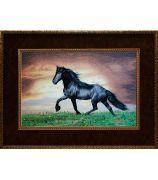 Картина «Конь. Быстрее ветра»