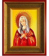 Картина «Божья Матерь Умиление»