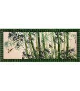 Картина «Утро в бамбуковой роще»