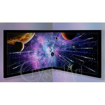 Угловая картина «Космос»