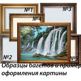 Картина «Планета Земля»