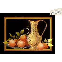 Картина «Натюрморт с персиками»