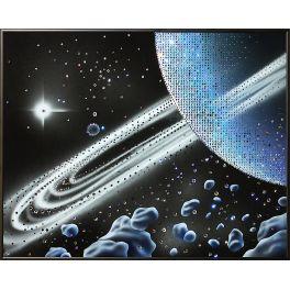 Картина «Кольца Сатурна»