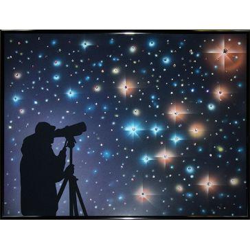 Картина «Калейдоскоп звёзд»