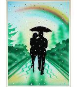 Влюблённые под радугой
