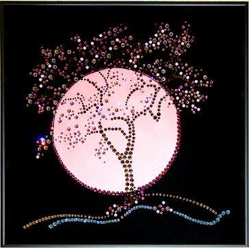 Картина «Японская сакура»
