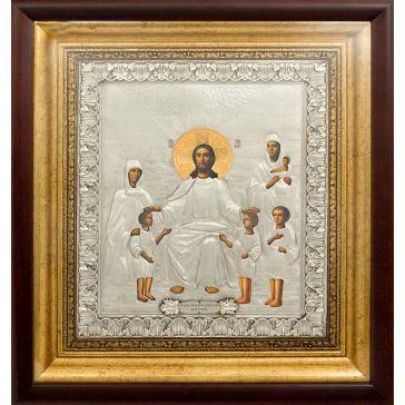 Икона «Благословение детей»