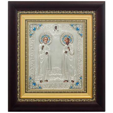 Икона «Апостолы Пётр и Павел»