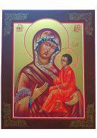 Божия Матерь Тихвинская