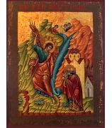 Икона Архангела Михаила — Чудо в Хонех