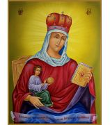 Михайловская икона Божией Матери
