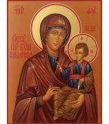Богородица «Межеричская (Жизнеподательница)»