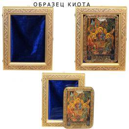"""Живописная икона """"Первоверховный апостол Павел"""""""