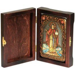 Икона «Святой благоверный князь Даниил Московский»