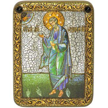 Икона «Святой Апостол Андрей Первозванный» на доске