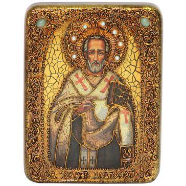 Икона «Святитель Иоанн Златоуст»