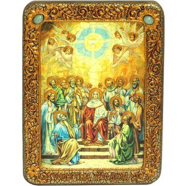 Подарочная икона «Сошествие Святого Духа на апостолов»