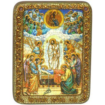 Подарочная икона «Успение Пресвятой Богородицы»