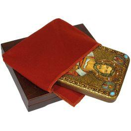 Подарочная икона «Священномученик Климент, папа Римский», размер 15х20 см