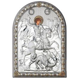 Икона «Чудо Святого Георгия о змие»