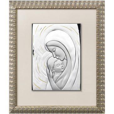 Подарочное панно «Мадонна с младенцем»