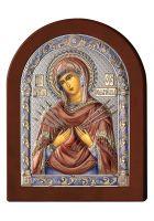 Богородица Семистрельная. Умягчение злых сердец