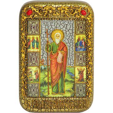 Настольная икона «Святой апостол Андрей Первозванный»