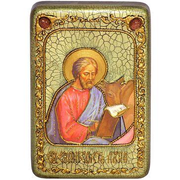 Икона настольная «Святой Апостол и Евангелист Лука»