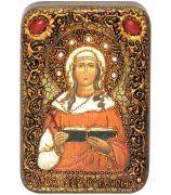 Святая мученица Валентина Кесарийская