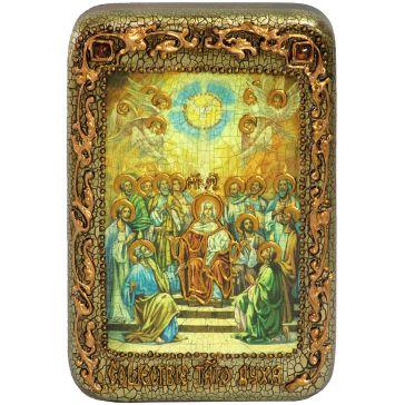 Настольная икона «Сошествие Святого Духа на апостолов»