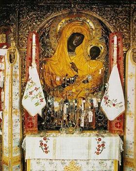 Фото иконы Богородицы Скоропослушница