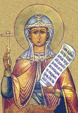 Иконы Св. Параскевы Пятницы