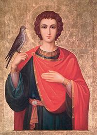 Иконы Святому Трифону