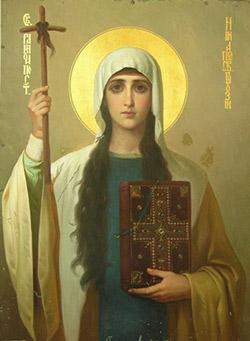 Икона Святой Нины