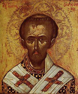 Иконы Иоанна Златоуста